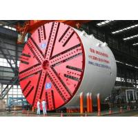 Buy cheap Slurry Pressure Balance Tunnel Boring Machine With Panel Cutter Head Electrical from wholesalers