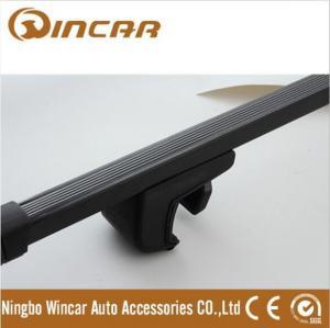 Quality Heavy Duty Aluminium Lockable Car Roof Racks Estate Roof Bars Crossbar for sale