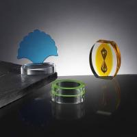 China perspex / Acrylic paperweights wholesale