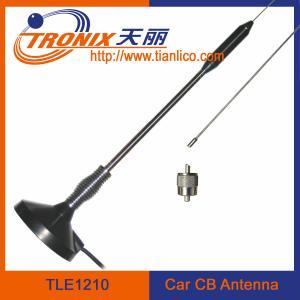 China cb radio car antenna/ 27mhz radio cb antenna/ magnetic mount cb car antenna TLE1210 wholesale
