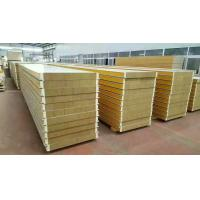 China Insulated Roofing Sheets Metal Wall Panels For Workshop / Warehouse wholesale