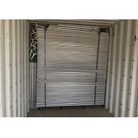 China Anti Corrosion 10 Ft Chain Link Fence Panels , Temporary Panel Fencing wholesale