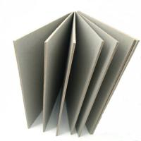 China 1250gsm Recycled Mixed Pulp Strawboard Paper In Sheets Carton Boxes wholesale