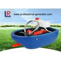 China 1.2kw boat shape agricultural water pump for irrigation powered by 142F Gasoline Enigne wholesale