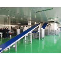 China 900 Mm Table Width Industrial Croissant Bread Maker Laminating Line Maximal 144 Layers For Croissant wholesale
