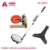 China ZA-SM31 Vehicle Airport Baggage Scanner Car Inspection Acrylic Mirror Flash Battery wholesale