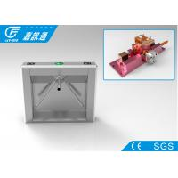 Manual / Semi - Auto Vertical Tripod Turnstile Anti Tail Function For Residence Area