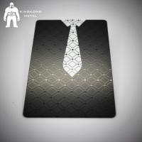 China Sheet  Elite Vip Matte Black Metal Business Cards , Personalised Black White Gold Business Cards wholesale