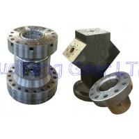 China 3.5 Ton Casting Metal CNC Machining Parts and CNC Broaching for the Gear Reducer wholesale
