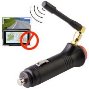 China Mini GPS Signal Jammer Block All GPS Tracker navigator Logger Anti-Tracking W/ Turn ON/OFF wholesale