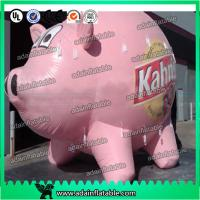 China Brand New Event Inflatable Advertising Mascot Party Inflatable Pink Pig wholesale