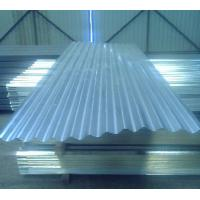 China SGCC, SGCH, G550 JIS hot dipped Steel Galvanized Corrugated Roofing Sheet / sheets wholesale