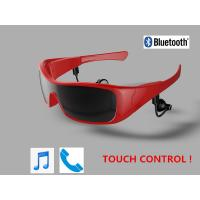 Buy cheap Outside Protection Smartphone Wireless Bluetooth Headset Sunglasses / Eyeglass from wholesalers