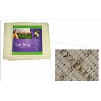 Buy cheap conductive fabric bed sheets antibacterial slver fiber grounding earthing sheet from wholesalers