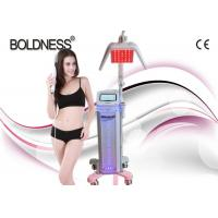 Quality Permanent Laser Hair Regrowth Machine , Hair Care Therapy Device With CE Approved for sale