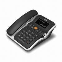 China Multifunction Phone with LCD Backlight, 10-digit Calculator and Alarm Function wholesale
