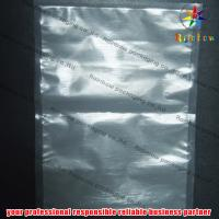 China Clear Channell Food Vacuum Seal Bags With Zipper For Biscuit Packaging wholesale