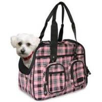 China Customized Pet Carrier Bags, Eco-Friendly Pet Messenger / Duffel Bag OEM wholesale