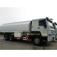 China 22cbm Fuel Oil Delivery Truck with 336 Hp engine for Transportation , RHD optional wholesale