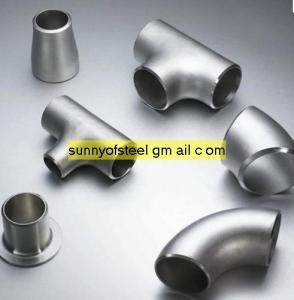 ASTM B-366 ASME SB-366 ALLOY 800HT pipe fittings