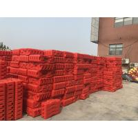 China Q235 Steel Removable Temporary Fence , Temporary Security Fence Panels wholesale
