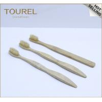 China Pure Bamboo Natural Toothbrush Environmentally Friendly Eco Gentle Soft Medium Hard Bristles wholesale