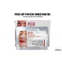 China Effectiveness Lasting Permanent Make Up Painless Lip Patch  For Pain Control wholesale