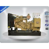China 23Kva ~ 1500Kva Open Type Cummins Diesel Generator 24V 100Ah Battery Capacity, wholesale