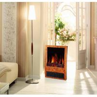 China log burning flame electric fires stoves fireplace NDY-20D Portable wooden climat heater wholesale