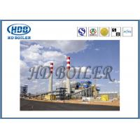 China High Efficient Stainless Steel CFB Boiler Low / Intermediate / High Pressure wholesale