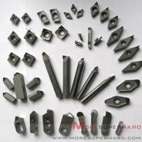 PCBN tools for cast iron