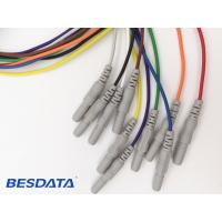 Buy cheap Beautiful Economic Electroencephalogram Electrodes For Different EEG Medical Equipment from wholesalers