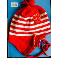 China Earmuffs cold-weather knitted hats wholesale