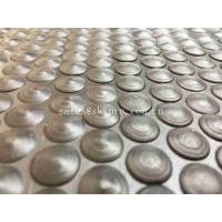 China 8mm-20mm Thickness Bubble Coin Interlocking Cow Horse Stable Rubber Mat Shock Absorption Rubber Mat on sale
