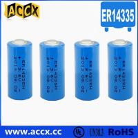 China ER14335 3.6V 1650mAh first & primary battery with long self life more than 10 years wholesale