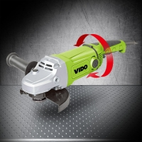 China 9'' 2400W Variable Speed Angle Grinder WD010522400 on sale