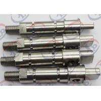 Buy cheap Custom Turned Metal Parts 20*98 Mm CNC Milling Machine Parts AISI 303 Shaft from wholesalers