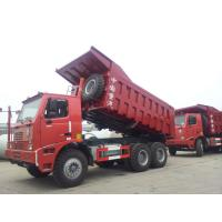 China ZZ5707S3840AJ 70 Tons Industrial Mining Tipper Trucks Volume 30m3 And 371hp wholesale