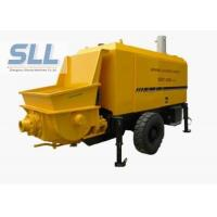 Buy cheap Horizontal Cement Mortar Pump Machine For High Level Mortar Conveying from wholesalers