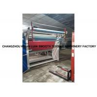 High Performance Textile Inspection Machine , Fabric Rolling Machine 3.5KW