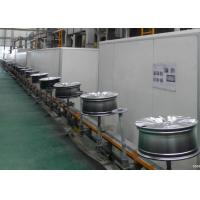 China Wheel Hub Casting Automatic Production Line/ Assembly Line PLC Control System on sale