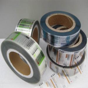 China OEM Printed PVC / PET Shrink Sleeve Labels For Beverage Bottles wholesale