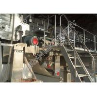 China 2600mm A4 Size Paper Making Machine Single Fourdrinier Copy Paper Production Line on sale