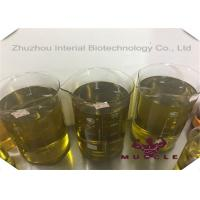China Injectiable Anabolic Steroids Supertest 450 Mg/Ml Pre-mixed Yellow Liquid For Muscle Building wholesale