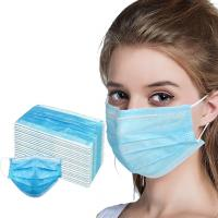 China Low Sensitivity Disposable Face Mask Skin Friendly For Food Service wholesale