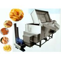 China Coal Type Deep Fryer Machine Stainless Steel Material Long Life Non Odor wholesale