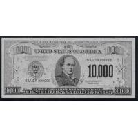 China $10,000 Silver American Banknote wholesale