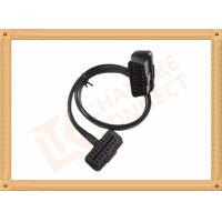 China Custom 1-15M Automotive Flat OBD Obd Extension Cable 16 Pin Odb2 Extension Cable wholesale