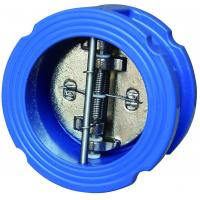 China Integral Gluing Wafer Swing Check Valve Reliable Sealing  Precise Geometric Size on sale