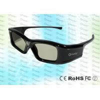 China 144Hz 0.7Ma High Transmittance DLP Link Active Shutter 3D Glasses In CES 2012 wholesale